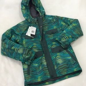 NWT Arctix youth rock star insulated winter jacket